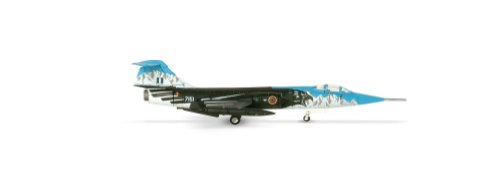 Herpa Wings F 104 G Star Fighter Greek Air Force Model Airplane