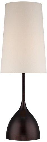 Bronze Modern Desk Lamp (Chalice Modern Bronze Table Lamp)