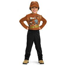 Tow Mater Child Costume - Medium (Disney Cars Tow Mater Costume)