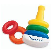 Fisher Price Brilliant Basics Rock A Stack