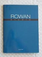 Rowan Studio Issue Three Twisted Logic