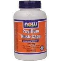 - NOW Foods, PSYLLIUM HUSK 700mg + PECTIN 180 CAPS ( Multi-Pack)