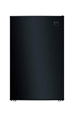 Kenmore 99059 Compact Mini Refrigerator, 4.5 cu. ft. in Black (Renewed)