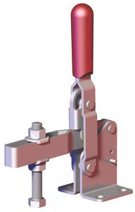 267-U 1200lb Capacity Vertical Hold-Down Clamp, (Case of 5)