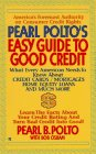 Pearl Polto's Easy Guide to Good Credit, Pearl B. Polto, 0425152979