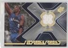 Antawn Jamison (Basketball Card) 2006-07 SPx - Flashback Fabrics #FF-AJ