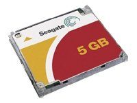 Seagate 5GB ST1 Series ST650211CF Hard Drive Removable CompactFlash Type II 3600RPM Buffer: 2MB ST650211CF