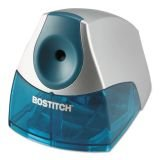 Bostitch Personal Electric Pencil Sharpener, Blue A2 SO12