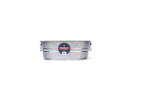 Behrens 000-OV 2-Gallon Oval Steel Tub -