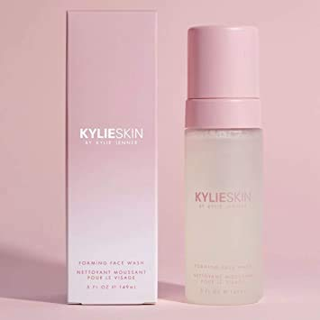 Kylieskin by Kylie Jenner Foaming Face Wash 149 ml – Espuma limpiadora