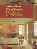 Residential Housing   Interiors  Student Activity Guide