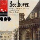Violin Sonatas 4 7 & 8