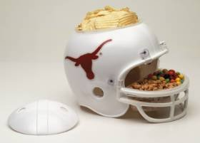 Ncaa Snack Helmet - NCAA 2624612 University Of Texas Snack Helmet