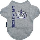 NHL Los Angeles Kings Pet T-Shirt, Team Color, Medium