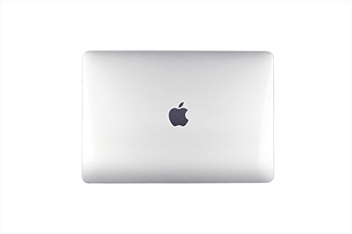 Hulorry Retina MacBook 13 inch Case Lightweight,Retina MacBook Air 13 inch Hard Shell Case Protective Case Cover for Macbook 13'' with Retina Display Shell Cover Model A1369/A1466,Clear by Hulorry