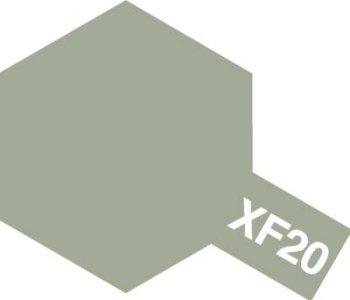 アクリルミニ XF-20 ミディアムグレイ