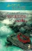 book cover of Yuletide Stalker