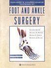 McGlamry's Comprehensive Textbook of Foot and Ankle Surgery (2-Volume Set) Third Edition by Banks, Alan S.; Downey, Michael S.; Martin, Dennis E.; Mille published by Lippincott Williams & Wilkins Hardcover