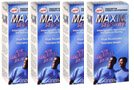 Maxim sensible 4-pack anti-transpirant Déodorant - Force clinique Roll On