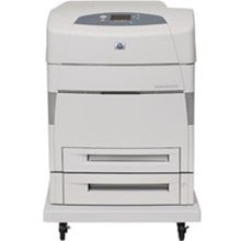 HP Color LaserJet 5500dtn Color Laser printer - 22 ppm - 1100 sheets (Hp 1100 Laserjet Cable)