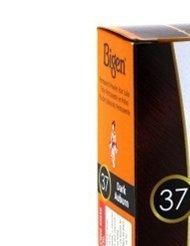 Bigen Powder Hair Color #37 Dark Auburn 0.21 Ounce (6ml) (3 Pack)