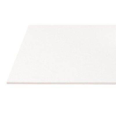 Alvin PW810-25 White On White Photography Presentation Board 8 x 10 ()