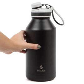 363e1e8c6f4 Image Unavailable. Image not available for. Color: Ranger Pro 64 oz. Onyx Vacuum  Insulated Stainless Steel Bottle ...