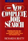 The New Complete Job Search, Richard H. Beatty, 0471534943
