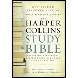 HarperCollins Study Bible - New Revised Standard - Student Edition (REV 06) by Attridge, Harold W - Literature, Society of Biblical [Hardcover (2006)]