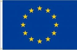 European Union EU Large 3 X 5 Feet Flag Banner .. Great Quality ... New