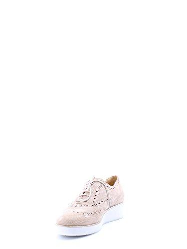 MELLUSO R2735 zapatos de arena zeppetta mujer abarcas punta Corda