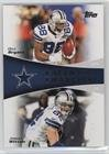 Dez Bryant  Jason Witten  Football Card  2011 Topps   Faces Of The Franchise  Ff Bw
