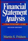 Financial Statement Analysis, Martin S. Fridson, 0471085537