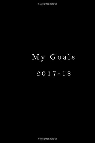 Download My Goals 2017-18: A Journal PDF