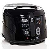 Delonghi Cool Touch Roto Deep Fryer 2.2 Lb Capacity D895-UX.BK