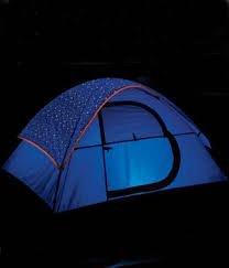 Glow-In-The-Dark Tent