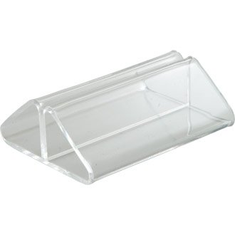 Amazoncom WINWARE Tent Menu Card Display Holder Stand - Acrylic menu table tent holders