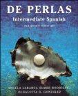 De Perlas, Textbook/Student Tape : Intermediate Spanish, Labarca, Angela and Rodríguez, Elmer A., 0471177121
