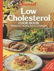Low Cholesterol Cook Book by Sunset Books