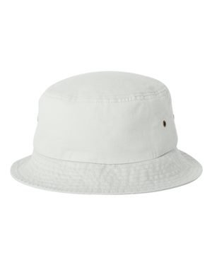 Sportsman 2050 Men's Bio-Washed Bucket Cap White One Size]()