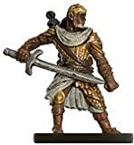 D & D Minis: Human Fighter # 35 - Dungeons of Dread