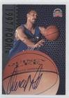 Signature Basketball Silver (Quincy Lee (Basketball Card) 1997 Score Board Autographed Basketball - Signatures - Silver #QULE)
