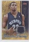 Rudy Gay #48/199 (Basketball Card) 2007-08 Fleer Ultra - Heir to the Throne Jersey #HT-RG 08 Fleer Ultra Trading Card