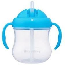 ... BOT 2.0 in mint 10 oz weighted straw sippy cup ...