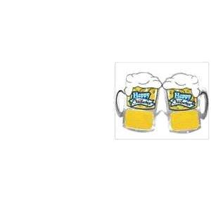 - Forum Novelties 65744 Oktoberfest Beer Mug Glasses, Multicolor, One Size, Pack of 1