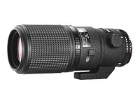 Nikon AF FX Micro-NIKKOR 200mm f/4D IF-ED Fixed Zoom Lens with Auto Focus for Nikon DSLR ()