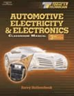 img - for Automotive Electricity & Electronics Classroom Manual, 3rd Edition (Today's Technician) book / textbook / text book