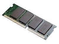 HP - Memory - 256 MB - SO DIMM 144-pin - SDRAM - 133 MHz / PC133 - 3.3 V - unbuffered - ()