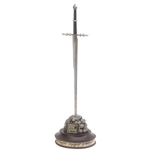 United Cutlery LOTR Minature Sword Of The Ringwraiths, 1/5 Scale ()