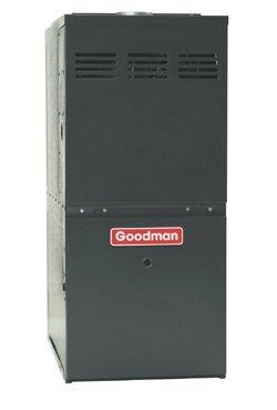 Goodman GMH80403AN Gas Furnace, Two-Stage Burner/Multi-Speed Blower, Upflow/Horizontal Flow - 40,000 BTU